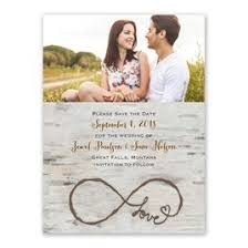 rustic save the dates country save the dates invitations by