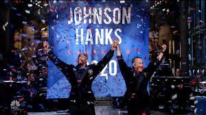 the rock tom hanks reveal 2020 campaign cnn video