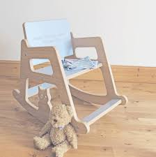 Nicaraguan Rocking Chairs Personalised Wooden Children U0027s Rocking Chair By Kids Creative