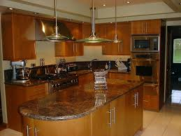 Kitchen Cherry Cabinets by Natural Cherry Modern Contemporary Kitchen North Country Cabinets