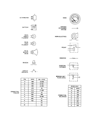 section il electrical schematic symbols