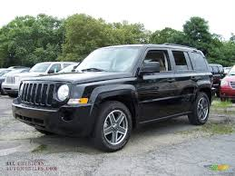 jeep patriot 2009 for sale 2009 jeep patriot sport 4x4 in brilliant black pearl