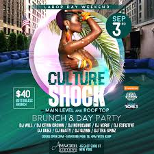 New York Ny Events U0026 Things To Do Eventbrite Culture Shock Roof Top Event Tickets Sun Sep 3 2017 At 7 00 Pm