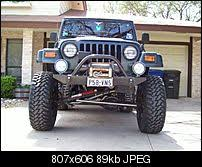 jeep wrangler mercenary rokmen mercenary front bumper jeepforum com