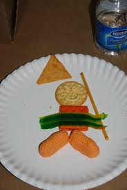 armor of god craft for kids i think food would be the best