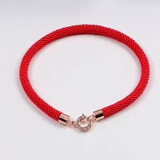 cord rope bracelet images Bvlgari red cord black rope bracelet panmoer brand jewelry jpg