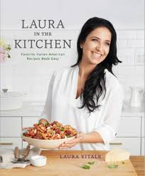 youtube series u0027laura in the kitchen u0027 gets its own cookbook