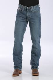 cinch jeans mens slim fit silver label jeans medium stonewash