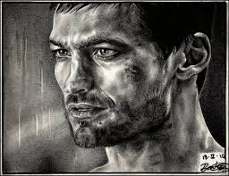 andy whitfield images spartacus hd wallpaper and background photos