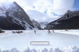 18 venues that would make the nhl u0027s outdoor games worth watching