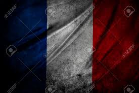 Frwnch Flag French Flag Detail Grunge Effect Stock Photo Picture And Royalty