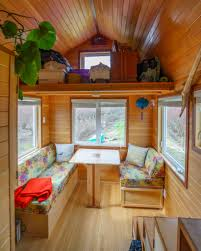 Tiny House France by Adorable Little Blue Vancouver Tiny House
