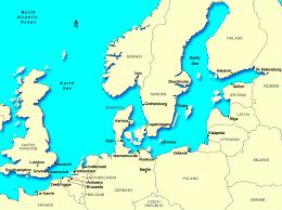 map of europe scandinavia baltic cruise baltic cruises northern europe cruises northern