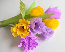 crepe paper flowers how to make beautiful crepe paper flowers