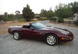 1993 corvette 40th anniversary 1993 corvette 40th anniversary convertible for sale photos