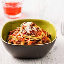recette cuisine grand mere spaghettis à la sauce bolognaise de ma grand mère recipe