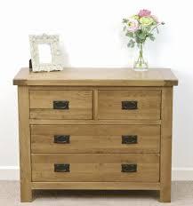 rustic solid oak bedroom furniture ebay