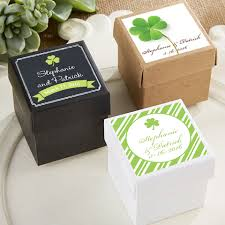 personalized favor boxes personalized favor box 24 pcs white wedding favor boxes