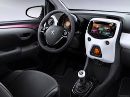 Peugeot 108 2015 Pictures Information U0026 Specs