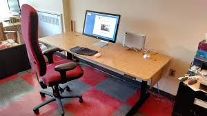 jarvis sit stand desk jarvis standing desk my new sit stand desk with regard to standing