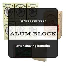 buy alum alum block what does it do for be