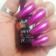 metallic gel polish u2013 naio nails