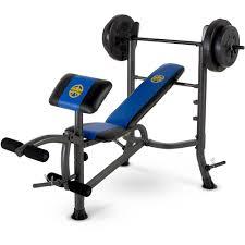standard weight bench size bench decoration
