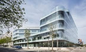un siege social les meilleurs projets de bureaux architecture