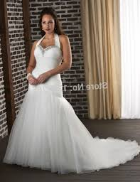 plus size fit and flare wedding dress wedding dresses for plus size pluslook eu collection