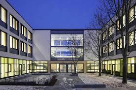 Robert Schuman Schule Baden Baden Batimet Holz Aluminium Systeme Fenster Fassaden