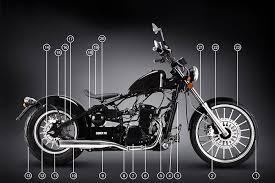 Comfortable Motorcycles Regalraptor