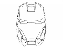 iron man mask clip art 62