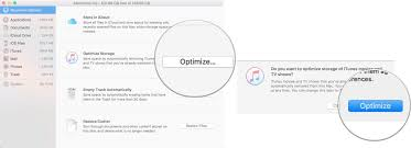 How To Optimize Photos On Iphone How To Use Optimized Storage On The Mac Imore