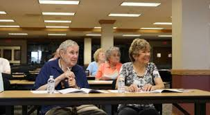 senior driving class seniors get tips confidence at driving course the mokena messenger