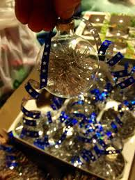 dallas cowboys christmas ornament xmas ball by frecklefoxboutique