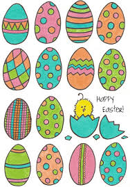 jane of all crafts hand drawn easter printable for you because i