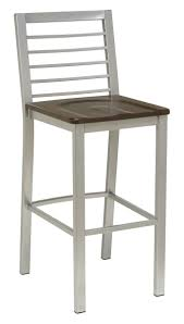 White Wooden Bar Stool Kfi Seating Seating Chairs Guest Seating Collaboration
