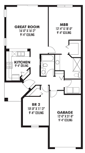 floor plan first story house plans pinterest small house