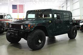 diesel brothers hummer 1998 hummer h1 for sale 28079 mcg