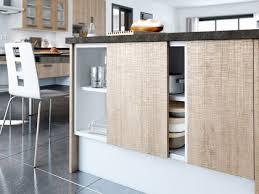 image de placard de cuisine meuble de cuisine porte coulissante