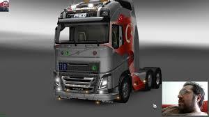 volvo truck range euro truck simulator 2 volvo fh16 tuning mod 1 25 youtube