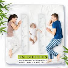 Baby Falling Off Bed Best Baby Toddler Bed Safety Guard Rail Bumper Pad Reviews