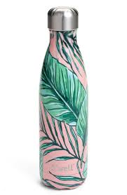 Swell Starbucks Lilly Pulitzer by Waikiki S U0027well Water Bottle With Leaves From The Resort Collection