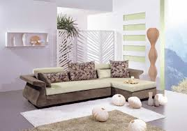 Comfy Living Room Chairs Living Room White Stain Wall White Laminated Ceramics Floor Tile