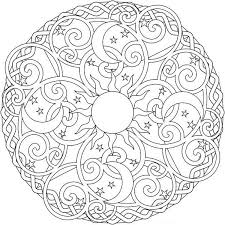 pattern coloring pages fun color 14395 bestofcoloring