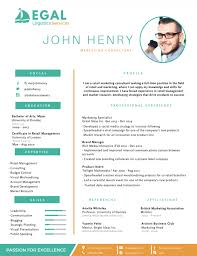 Resume Samples Retail Management by 50 Most Professional Editable Resume Templates For Jobseekers