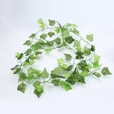 ivy home decor flowers home decoration green artificial plastic ivy leaf garland