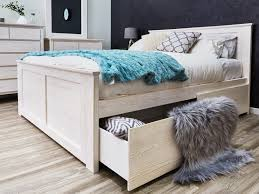 Modern King Size Bed With Storage King Size Bed Storage Dandenong Melbourne B2c Furniture