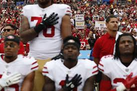 what nfl team has the most fans nationwide national anthem controversy hurting the nfl s brand the seattle times