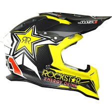rockstar motocross helmet just1 j12 rockstar 2 0 carbon motocross helmet mx off road dirt bike